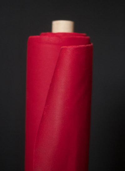 Red British oilskin