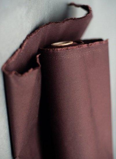 Merchant & Mills dry oilskin – oxblood