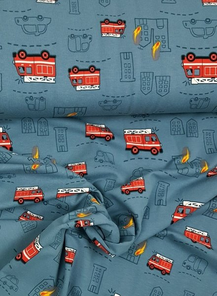 firetrucks - jersey