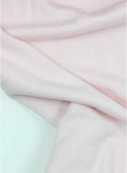 roze - fijngebreide viscose jersey