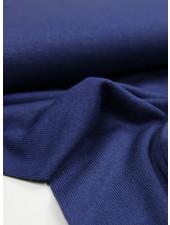 navy - finely knitted viscose jersey