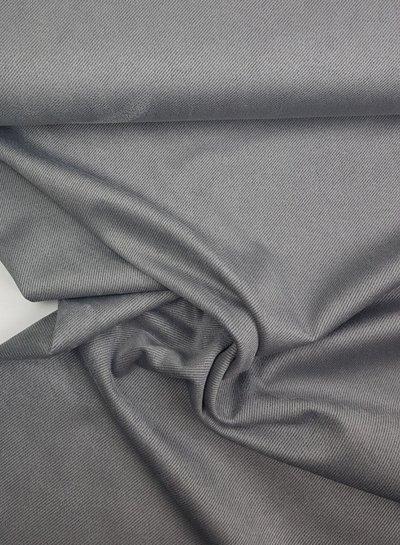 grey - suede twill