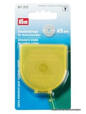 spare blade for rotary cutter : 45 mm