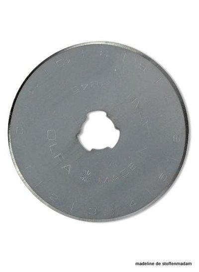 reservemes voor rolmes: 45mm