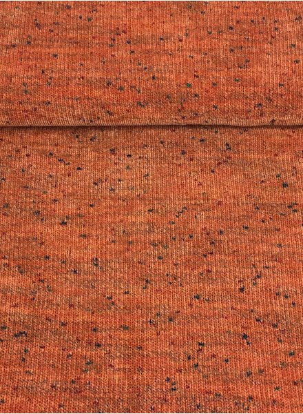 speckled rust -  chenille
