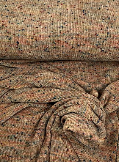 speckled dusty pink -  chenille