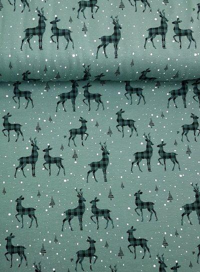 Christmas deer  - jersey