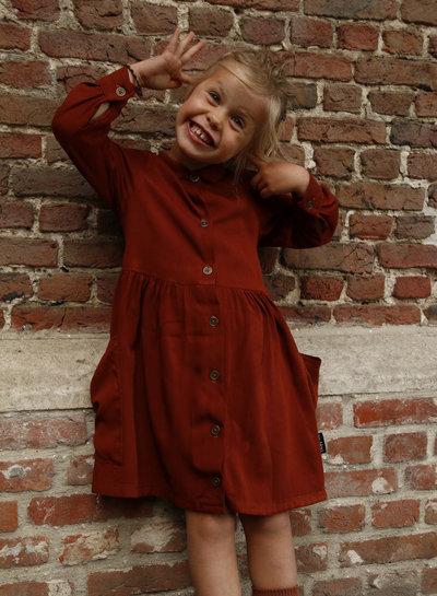May-Belle patroon - Hemd/kleedje