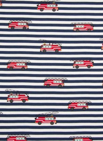 firetrucks striped -  jersey