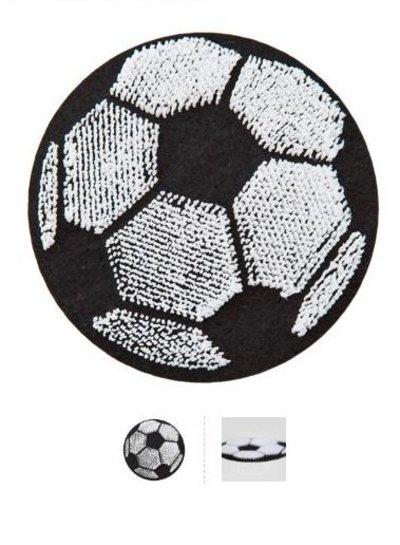 voetbal - strijkapplicatie
