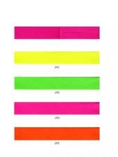 fluo geel - biais 20 mm