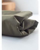 Mind The Maker khaki - washed cotton twill