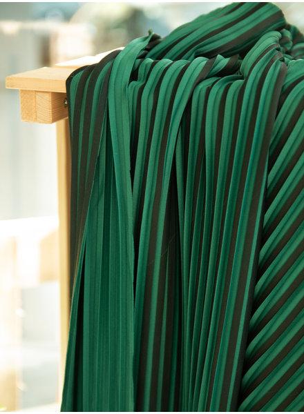 la maison victor Allegra rok - groen plisse