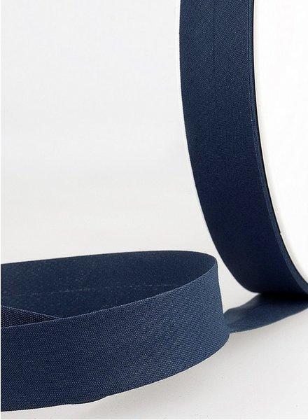 marineblauw biais 20 mm – 23