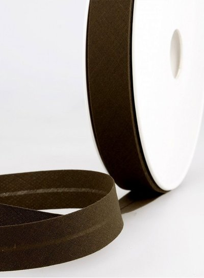 dark brown  biais 20 mm – 258