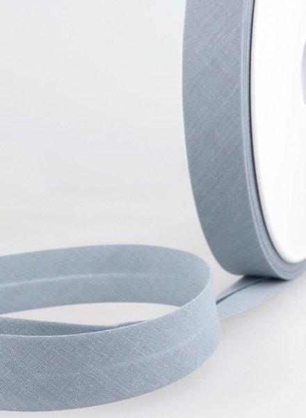 grijsblauw biais 20 mm – 31