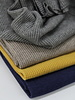 grey - knitted viscose fabric
