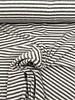grijs gestreept - nicky velours