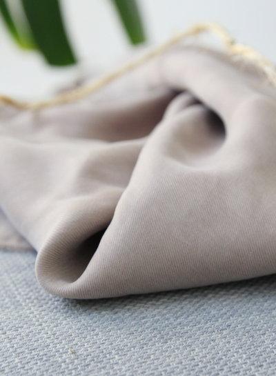 Ipeker - Vegan Textile cream - vegan cupro twill