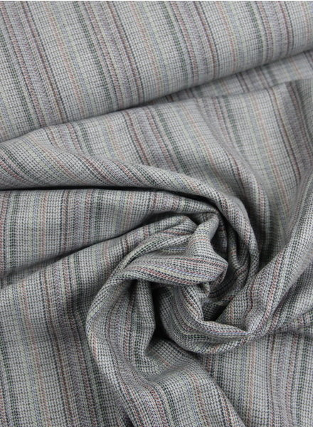multistripes - flanel cotton