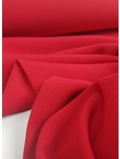 rood - winter crepe elasthan