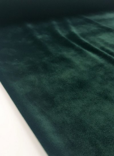 flessengroen - fluweel / velvet