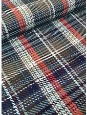 La Maison Victor Atmos fashion style - woven jacquard - coat fabric