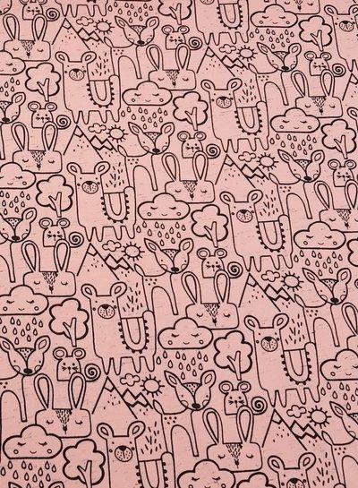 koraal look at us - tricot