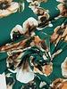 autumn flowers - tricot