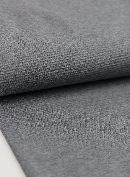 Editex grey - textured knit