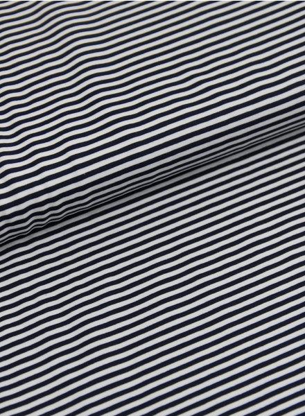 navy/white striped - jersey