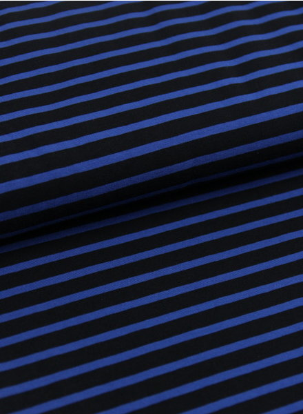 Swafing blue black striped - jersey