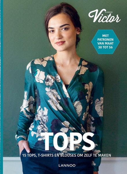 Tops - La Maison Victor - Patronenboek