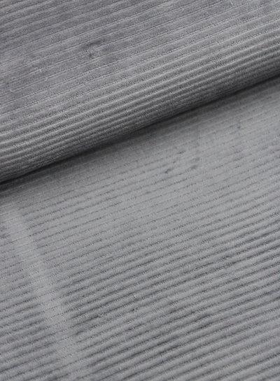 dark grey - stretch corduroy