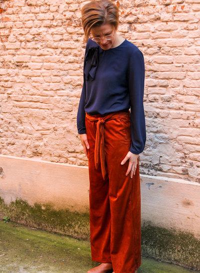 Een zachte Benita broek