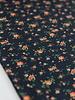 navy little Basel flowers -  sweater
