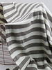 creme stripes - knitted fabric
