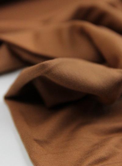 powder brown - modal jersey