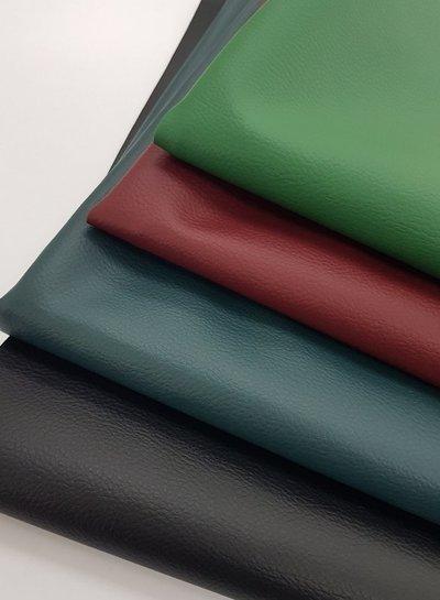 vegan leather - grass green