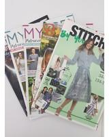 5 magazines - pakket 1