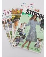 4 magazines - pakket 3