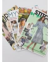 4 magazines - pakket 4