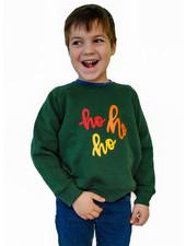 HO HO HO - sweater kids