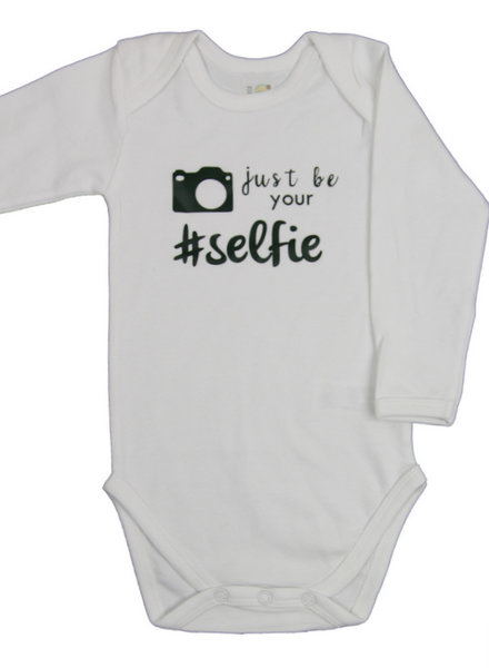 By Madeline romper - Just be your selfie - body