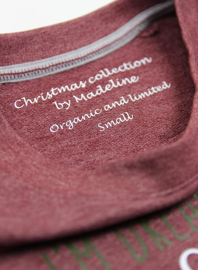 By Madeline Oh Balls bordeaux - sweater men