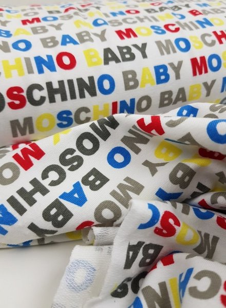 Moschino moschino baby - french terry