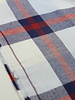 Ralph Lauren checked print marsala - flanel