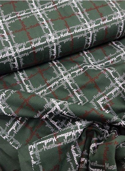 Moschino Moschino green - tricot