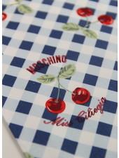Moschino Moschino cherry - katoen twill
