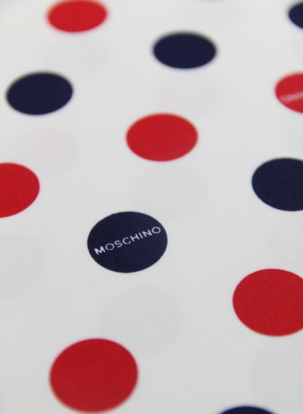 Moschino Moschino dots - stretch cotton